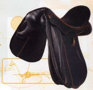 Zaldi ANATOMIC Panel for dressage saddles
